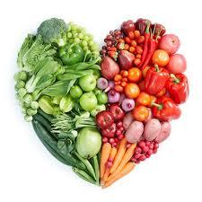 verdura colorata