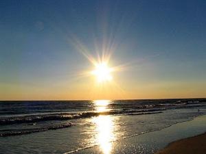 Sole nascente