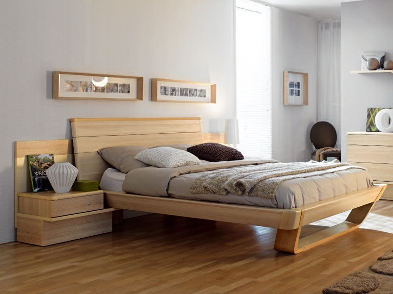 La posizione del letto nella camera per il feng shui - Posizione letto feng shui ...